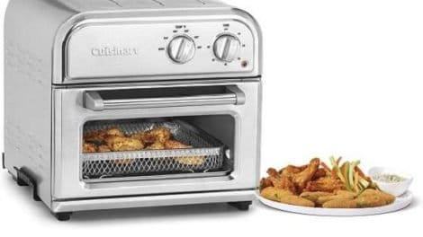 Key Features Of Cuisinart AFR-25 AirFryer
