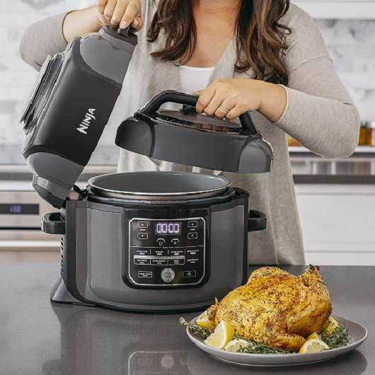 What Are The Key Features Of Ninja Foodi OP401 Pressure Cooker